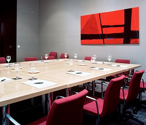 Meeting Rooms - Sercotel Ciutat d'Alcoi Hotel